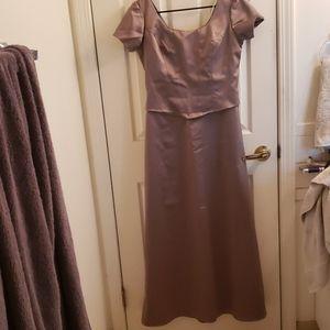 Jordan Bridesmaids Mother of Bride Dress 10